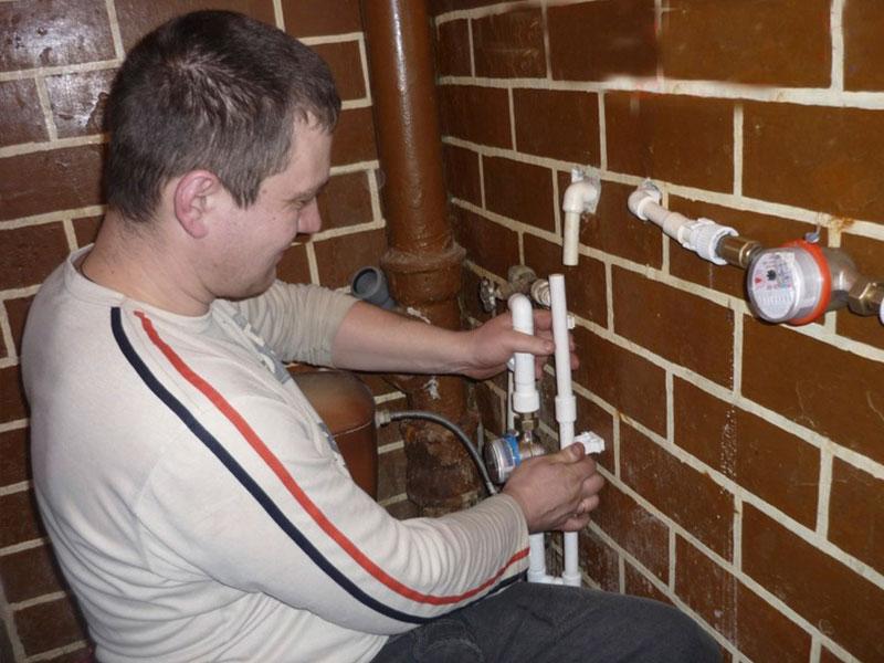 Монтаж газовой колонки в Новочеркасске - Работа 4